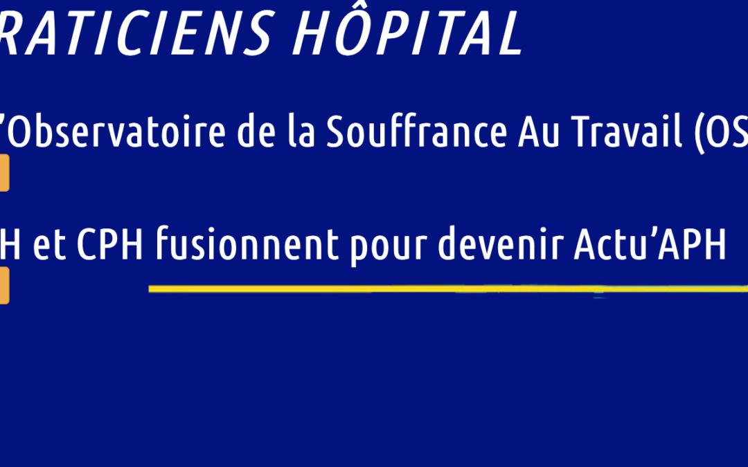 """Retrouvez """"Action Praticiens Hôpital"""" sur son site"""