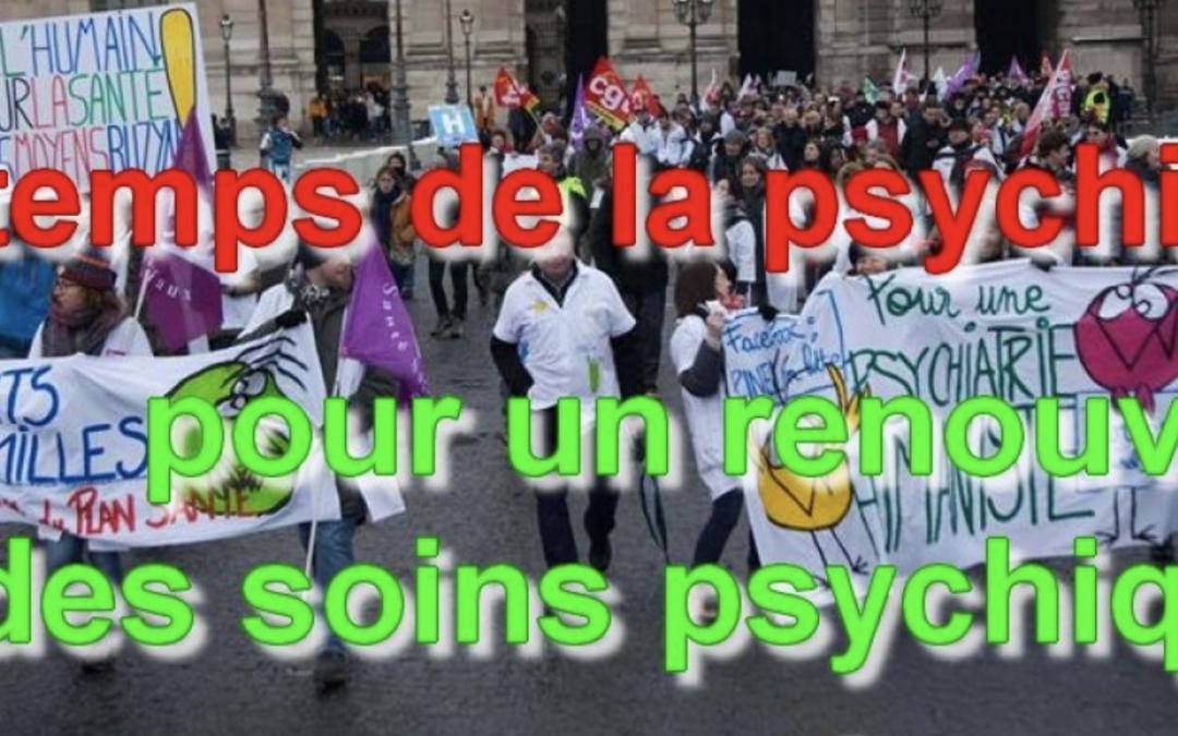Préavis de grève 21 mars 2019 – Lettre ouverte à la Ministre de la Santé