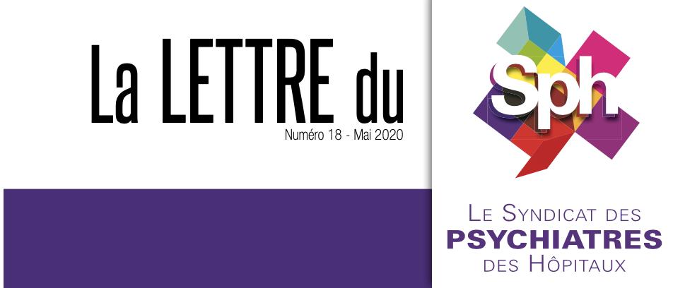 La Lettre du SPH n° 18 – mai 2020